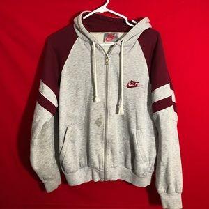 Vintage 80s Nike hoodie